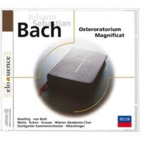 """Tom Krause/Stuttgarter Kammerorchester/Karl Münchinger J.S. Bach: Kommt, eilet und laufet (Easter Oratorio), BWV 249 - 9. Recitativo """"Wir sind erfreut"""""""