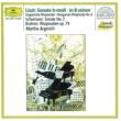 マルタ・アルゲリッチ リスト:ピアノ・ソナタ/ハンガリ-狂詩曲