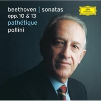 マウリツィオ・ポリーニ ピアノ・ソナタ 第6番 ヘ長調 作品10の2: 第3楽章: Presto