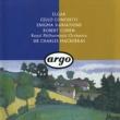 Royal Philharmonic Orchestra/Sir Charles Mackerras Elgar: Froissart: Concert Overture, Op.19
