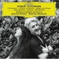 ミッシャ・マイスキー/マルタ・アルゲリッチ 3つのロマンス 作品94: 第1曲:NICHT SCHNELL