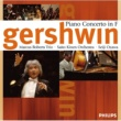 Marcus Roberts Trio/Saito Kinen Orchestra/Seiji Ozawa ガーシュウィン/ピアノ協奏曲 ヘ調