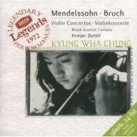 Kyung Wha Chung/Royal Philharmonic Orchestra/Rudolf Kempe Bruch: Scottish Fantasy, Op.46 - Introduction - Grave - Adagio cantabile