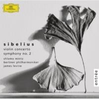 シュロモ・ミンツ/ベルリン・フィルハーモニー管弦楽団/ジェイムズ・レヴァイン Sibelius: Violin Concerto in D minor, Op.47 - 2. Adagio di molto
