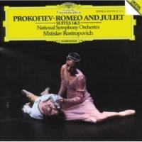 ワシントン・ナショナル交響楽団/ムスティスラフ・ロストロポーヴィチ プロコフィエフ:交響組曲《ロメオとジュリエット》