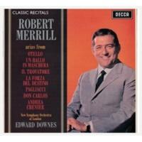 """ロバート・メリル/ニュー・シンフォニー・オーケストラ/Sir Edward Downes Verdi: Don Carlo / Act 4 - """"Felice ancor io son...Per me giunto"""""""