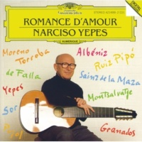 "Narciso Yepes Granados: Spanish Dance, Op.37, No.5 ""Andaluza"" - Arr. For Guitar By Narciso Yepes"