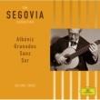 Andrés Segovia Milan: Seis Pavanas / Aguado: Eight Lessons / Sor: Minuets and Etudes etc.