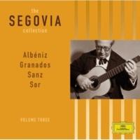"""Andrés Segovia Granados: Spanish Dance, Op.37, No.10 - """"Danza triste"""" - Arr. Segovia"""
