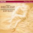 Gewandhausorchester Leipzig/Kurt Masur Prokofiev: Romeo & Juliet - excerpts