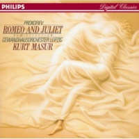 Gewandhausorchester Leipzig/Kurt Masur Prokofiev: Romeo and Juliet, Ballet Suite, Op.64a, No.2 - 4. Dance