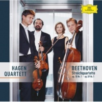 Hagen Quartett Beethoven: String Quartet No.1 in F, Op.18 No.1 - 1. Allegro con brio
