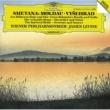 ウィーン・フィルハーモニー管弦楽団/ジェイムズ・レヴァイン スメタナ:交響詩《モルダウ》、他