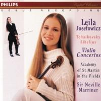 リーラ・ジョセフォウィッツ/アカデミー・オブ・セント・マーティン・イン・ザ・フィールズ/サー・ネヴィル・マリナー Tchaikovsky/Sibelius: Violin Concertos