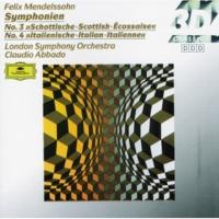 ロンドン交響楽団/クラウディオ・アバド 交響曲 第4番 イ長調 作品90《イタリア》: 第1楽章: Allegro vivace