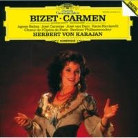 "José Carreras/Katia Ricciarelli/Berliner Philharmoniker/Herbert von Karajan Bizet: Carmen / Act 1 - ""Monsieur le brigadier?"" / Duo:""Parle-moi de ma mère!"""