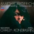 Martha Argerich/Radio-Symphonie-Orchester Berlin/Riccardo Chailly/Symphonieorchester des Bayerischen Rundfunks/Kirill Kondrashin Rachmaninov: Piano Concerto No.3 / Tchaikovsky: Piano Concerto No.1