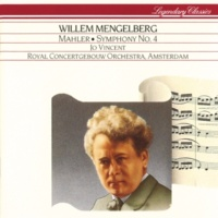 Jo Vincent/ロイヤル・コンセルトヘボウ管弦楽団/ウィレム・メンゲルベルク Mahler: Symphony No.4 in G