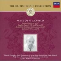 エドゥアルド・フェルナンデス/イギリス室内管弦楽団/バリー・ワーズワース Arnold: Guitar Concerto, Op.67 - 2. Lento