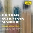 Daniel Hope Brahms, Schumann, Mahler: Piano Quartets [Live]