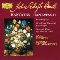 ミュンヘン・バッハ管弦楽団/カール・リヒター/ミュンヘン・バッハ合唱団 カンタータ 第106番《神の時こそいと良き時》BWV106: 2d. 三重唱(アルト、テノール、バス): こは旧き契約の定めぞ