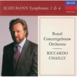 Royal Concertgebouw Orchestra/Riccardo Chailly Schumann: Symphonies Nos. 1 & 4