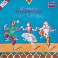 Orchestre Symphonique de Montréal/Charles Dutoit Stravinsky: Petrouchka; Le chant du rossignol etc