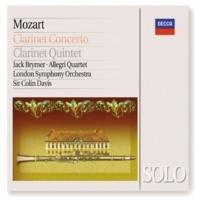 Jack Brymer/The Allegri String Quartet Mozart: Clarinet Quintet in A, K.581 - 3. Menuetto