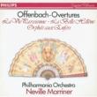 Philharmonia Orchestra/Sir Neville Marriner Offenbach: Overtures - La belle Hélène etc.