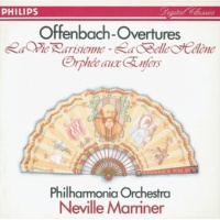 Philharmonia Orchestra/Sir Neville Marriner Offenbach: Overture Les deux aveugles
