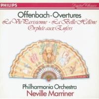Philharmonia Orchestra/Sir Neville Marriner Offenbach: Overture La Grande-Duchesse de Gerolstein