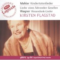 Kirsten Flagstad/Wiener Philharmoniker/Sir Adrian Boult Mahler: Lieder eines fahrenden Gesellen - Ich hab' ein glühend Messer