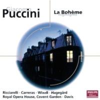 """イングヴァール・ヴィクセル,ホセ・カレーラス,カーティア・リッチャレッリ,ホーカン・ハーゲゴード,ロバート・ロイド,コヴェント・ガーデン・ロイヤル・オペラ・ハウス合唱団,コヴェント・ガーデン王立歌劇場管弦楽団,サー・コリン・デイヴィス Puccini: La Bohème / Act 2 - """"Arranci, Datteri!"""""""