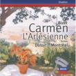 モントリオール交響楽団/シャルル・デュトワ ビゼー:《カルメン》《アルルの女》組曲