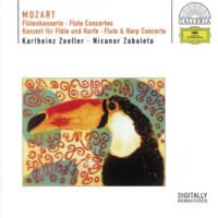 カールハインツ・ツェラー/イギリス室内管弦楽団/ベルンハルト・クレー フルート協奏曲 第1番 ト長調 K.313(285c): 第3楽章: Rondeau. Tempo di menuetto