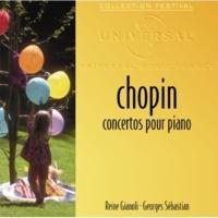 Reine Gianoli/Orchestre Du Sudwestfunk Baden Baden/Georges Sebastian Chopin: Concerto pour piano n° 1 en mi mineur op.11 - 1. Allegro maestoso
