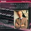 Gustav Leonhardt Purcell/Blow: Voluntaries, Suites & Grounds