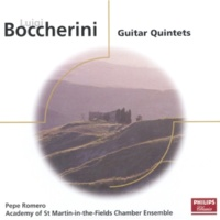 Pepe Romero/Academy of St. Martin in the Fields Chamber Ensemble Boccherini: Quintet No.6 for Guitar and Strings in G, G.450 - 1. Allegro con vivacità