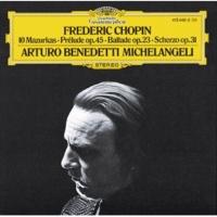 アルトゥーロ・ベネデッティ・ミケランジェリ 10のマズルカ: 第20番 変ニ長調 作品30の3