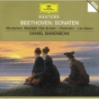 "Daniel Barenboim Beethoven: Piano Sonatas No.13 In E Flat Major, Op. 27 No.1; No.14 In C sharp Minor ""Moonlight"", Op.27 No. 2; No.15 In D Major ""Pastoral"", Op. 28; No.26 In E Flat Major, Op. 81a ""Les Adieux"""