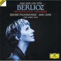 Anne Sofie von Otter/Berliner Philharmoniker/James Levine Berlioz: Les nuits d'été, Op.7 - 6. L'île inconnue