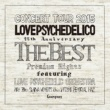 LOVE PSYCHEDELICO 15th ANNIVERSARY TOUR -THE BEST- LIVE