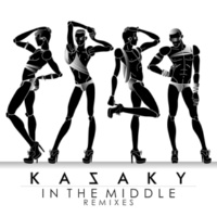 Kazaky In The Middle (The Remixes)