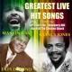 Marvin Gaye,Quincy Jones&Fats Domino Greatest Live Hit Songs
