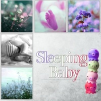 Baby Lullaby Academy Sleeping Baby - Soft and Calm Baby Music for Sleeping and Bath Time, Soothing Lullabies with Ocean Sounds, Quiet Sounds Loop for Bedtime