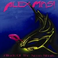 Alex Masi Attack of the Neon Shark