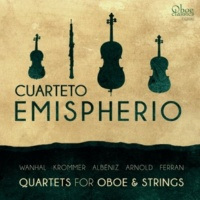 Sarah Roper Quartets for Oboe and Strings
