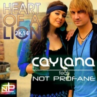 Caylana feat. Not Profane Heart Of A Lion (Remixes - 2014 WM World Cup Song Edition)