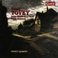 Tippet Quartet Music by Donald Francis Tovey (1875-1940)