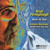 Valgurthur Andresdottir&Kolbeinn Bjarnason Brian Ferneyhough: Music for Flute and Piano